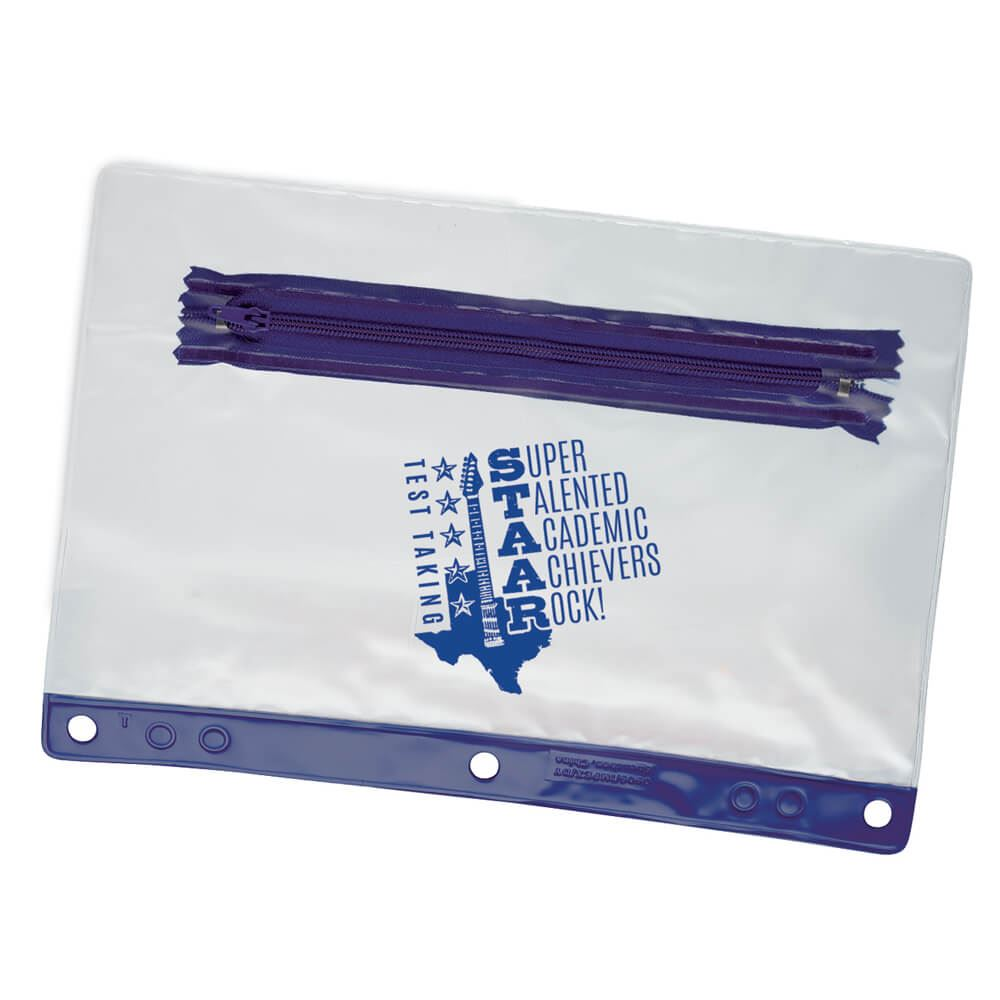 Test Taking STAAR Pencil Pouch