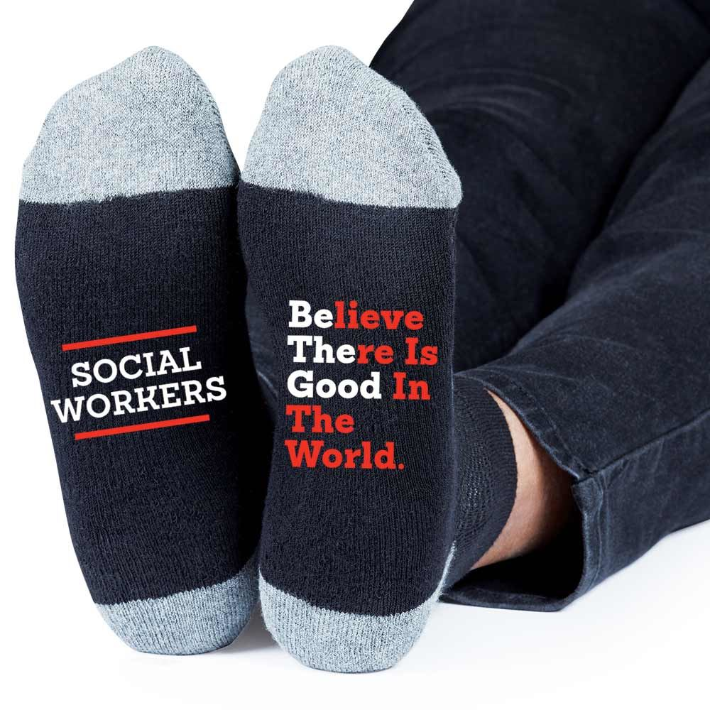 Social Workers: Believe There Is Good In The World