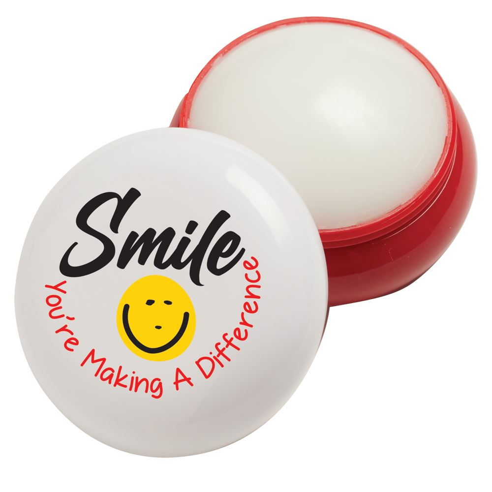 Smile You're Making A Difference Lip Balm