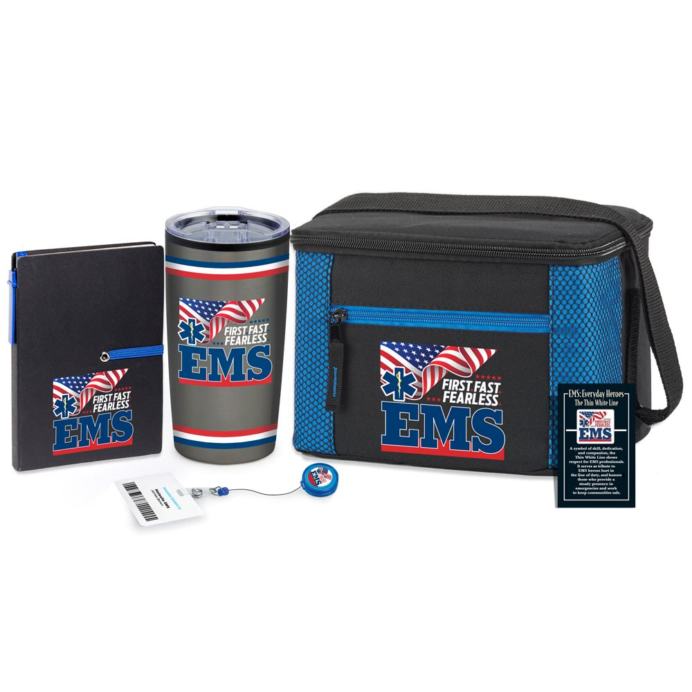 EMS: First. Fast. Fearless Gift-A-Day Value Pack