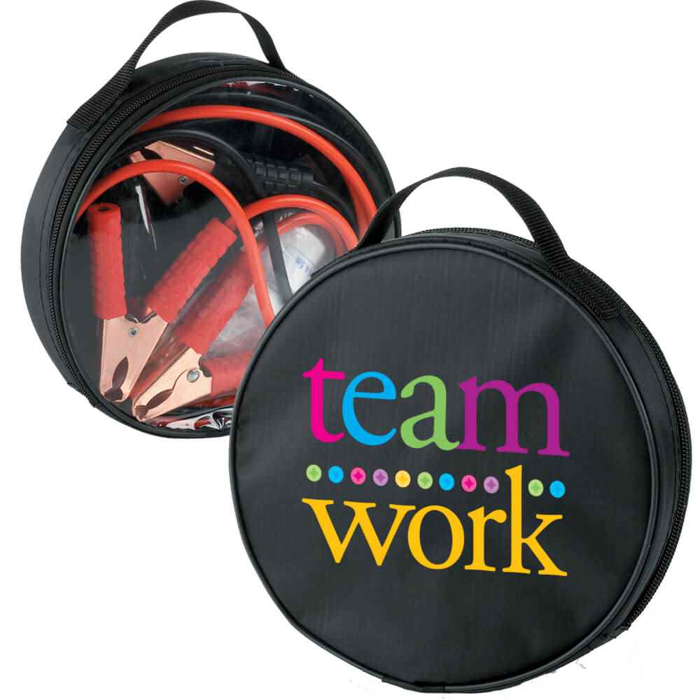 Teamwork 5-Piece Auto Emergency Kit