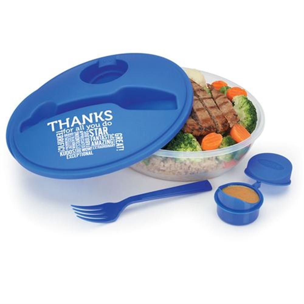 Thanks For All You Do On-The-Go Food Container