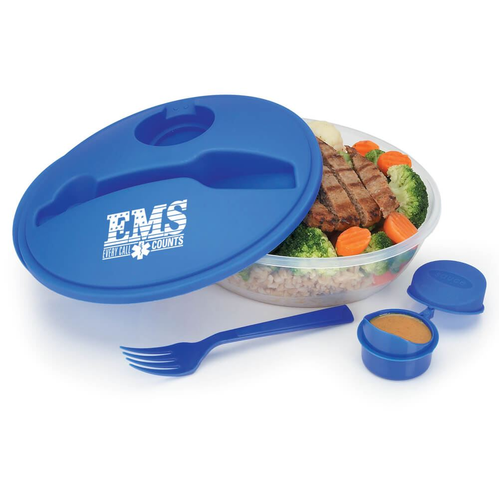 EMS: Every Call Counts On-The-Go Food Container