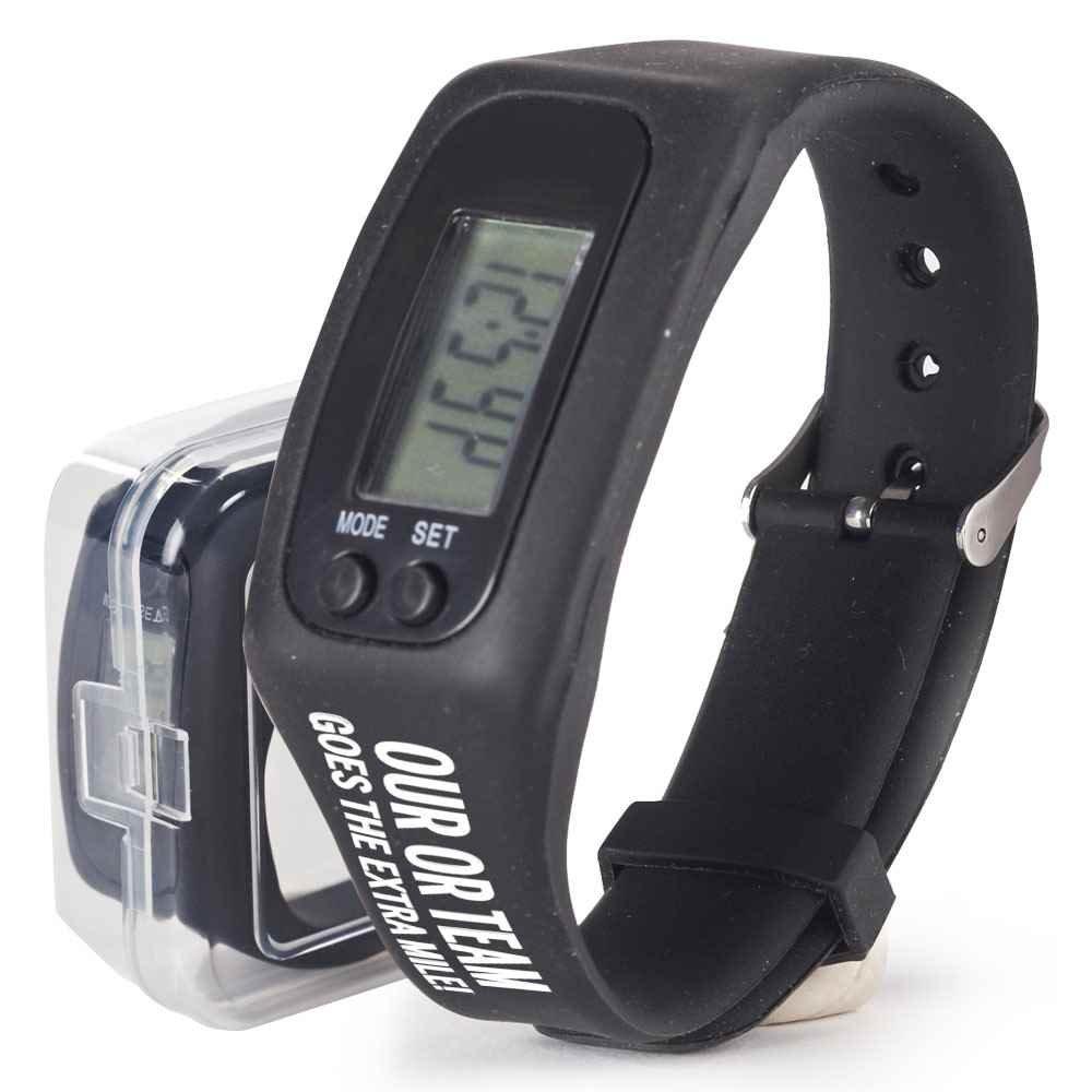 Emergency Nurses Go The Extra Mile! Fitness Watch Pedometer