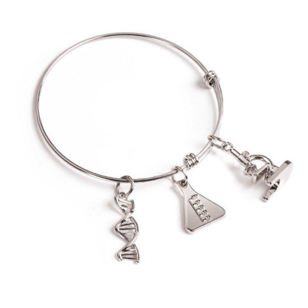 Laboratory Pro Charm Bracelet
