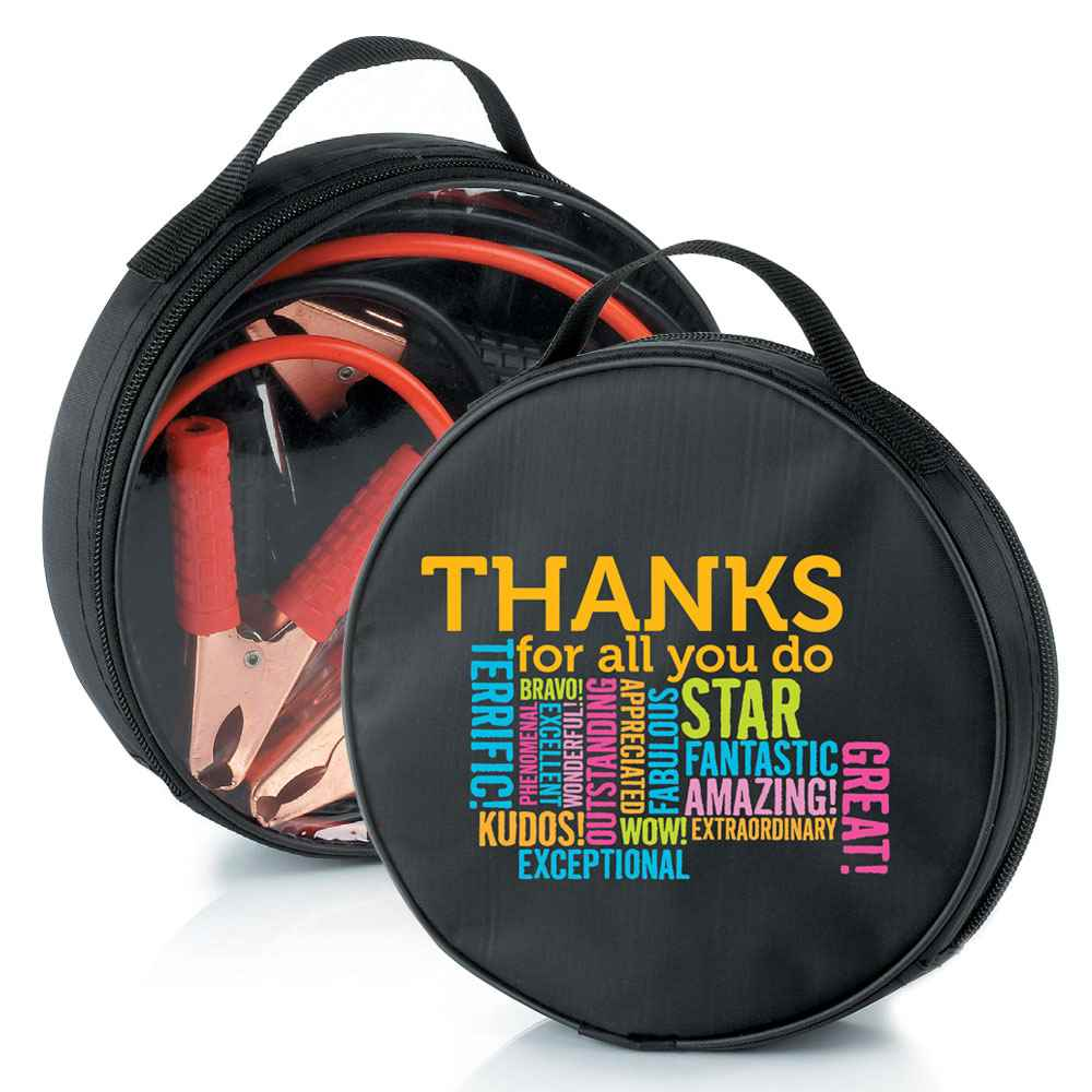 Thanks For All You Do 5-Piece Auto Emergency Kit