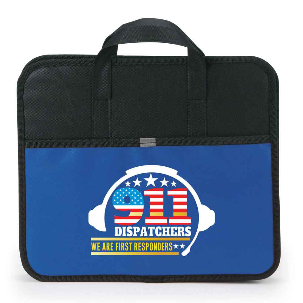 911 Dispatchers: We Are First Responders Pacifico Collapsible Cargo Box