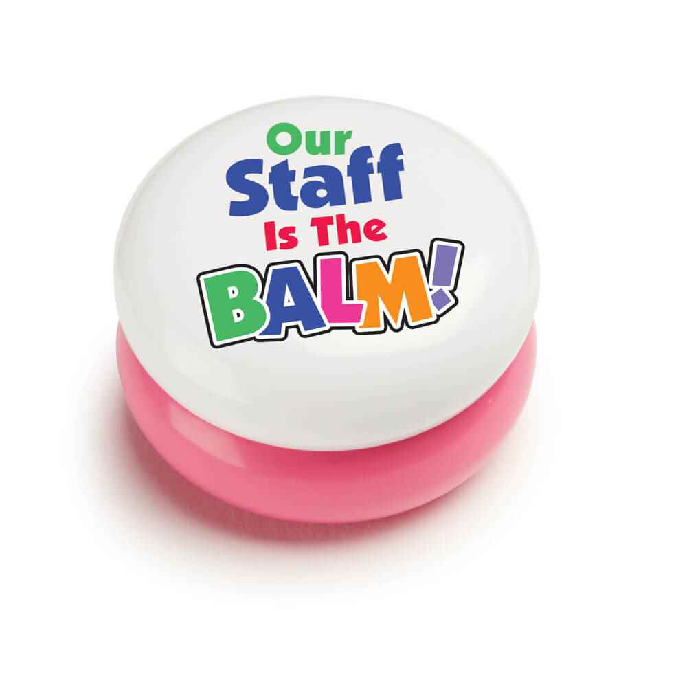 Our Staff Is The Balm! Lip Balm