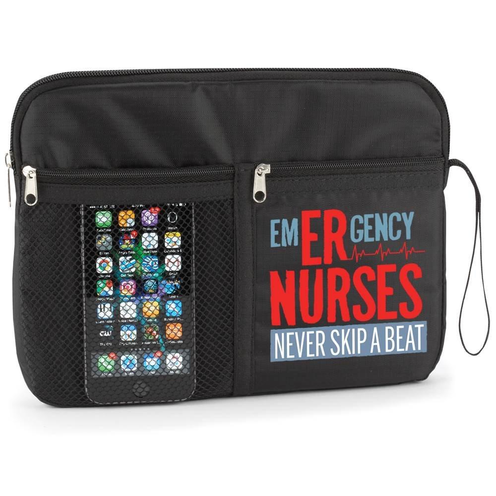 Emergency Nurses Never Skip A Beat Cambria Multi-Purpose Bag