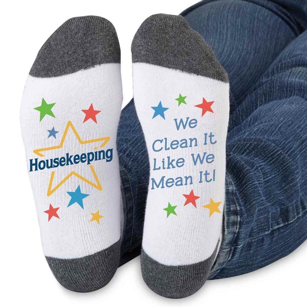 Housekeeping: We Clean It Like We Mean It