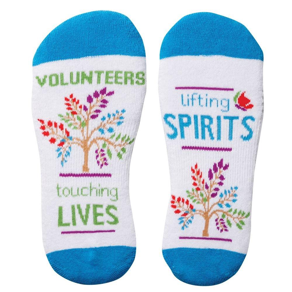 Volunteers: Touching Lives, Lifting Spirits