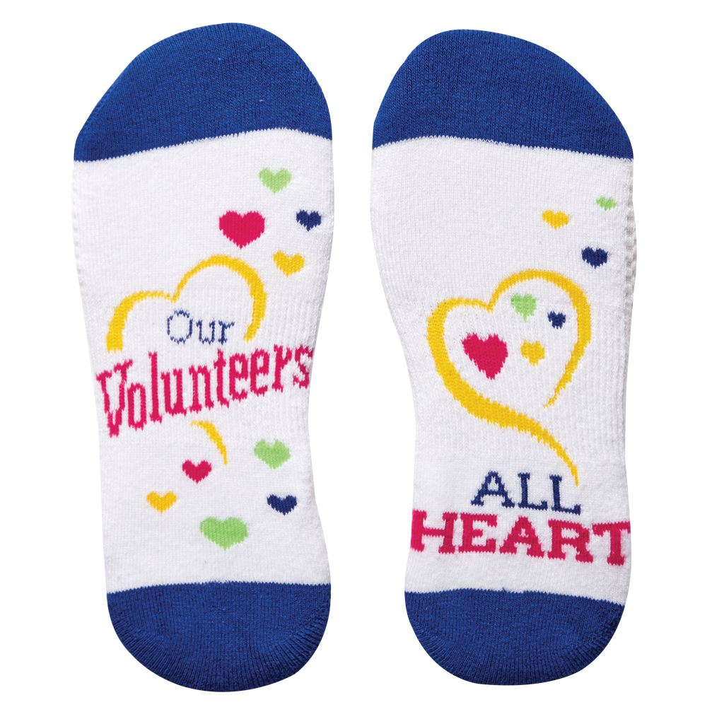 Our Volunteers, All Heart