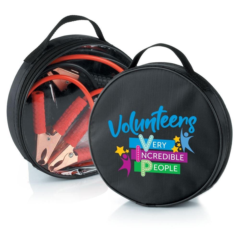 Volunteers: Very Incredible People 5-Piece Auto Emergency Kit