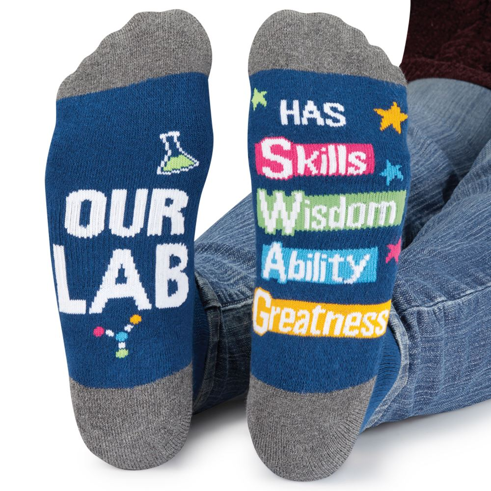 Our Lab Has Swag