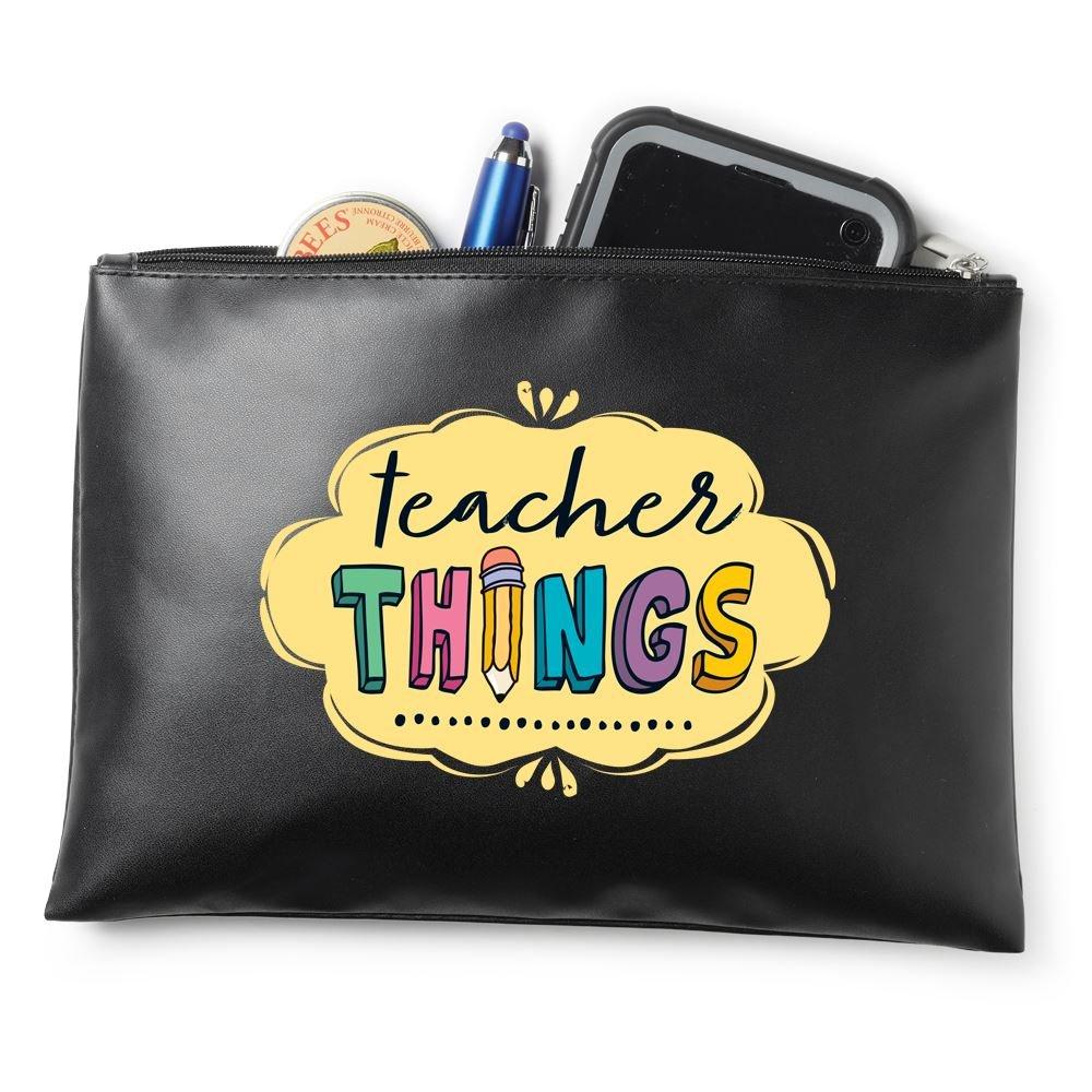 Teachers Things Pouch
