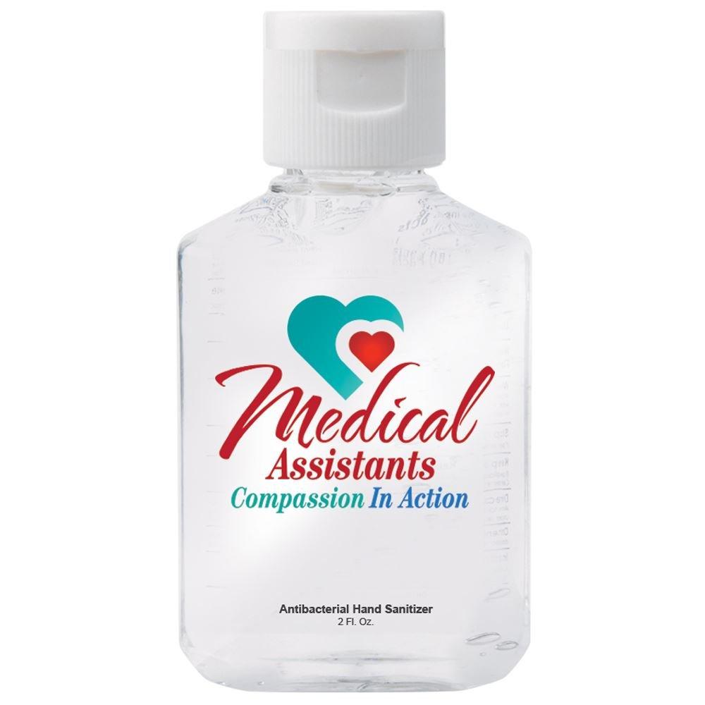 Medical Assistants: Compassion In Action 2-Oz. Hand Sanitizer Gel