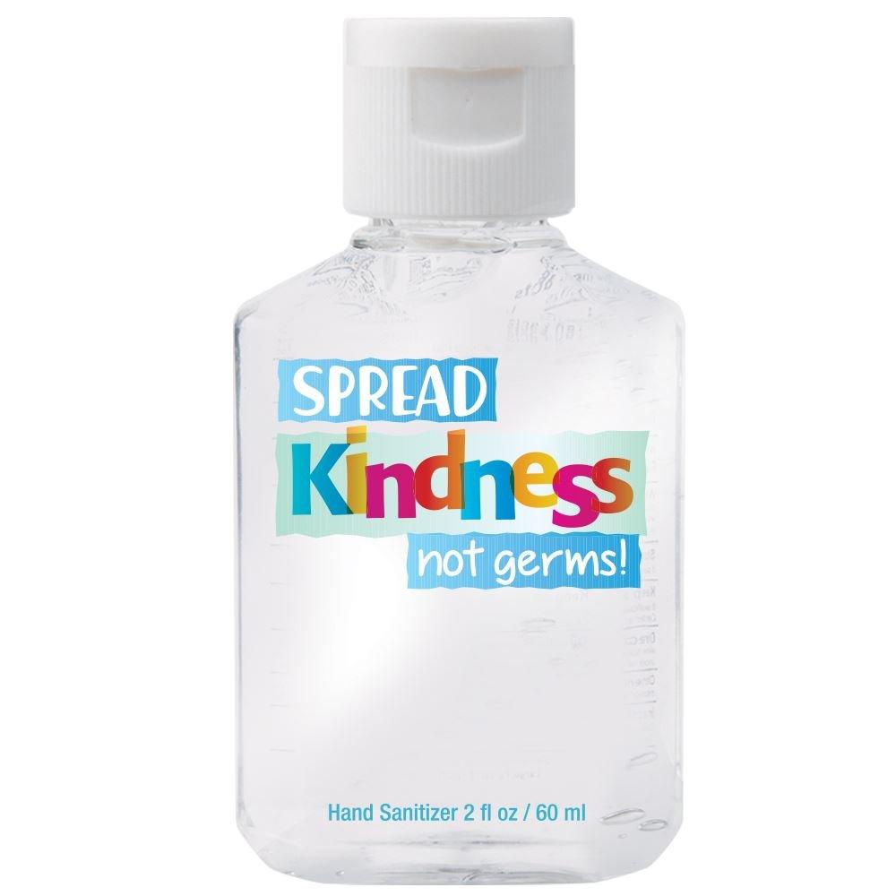 Spread Kindness Not Germs 2-Oz. Hand Sanitizer Gel