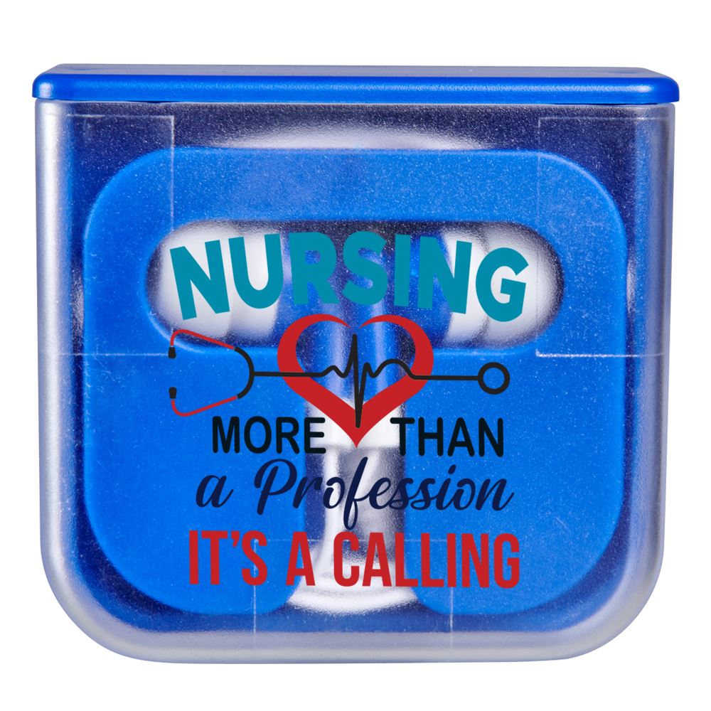 Nursing: More Than A Profession It's A Calling 2-In-1 Tech Set