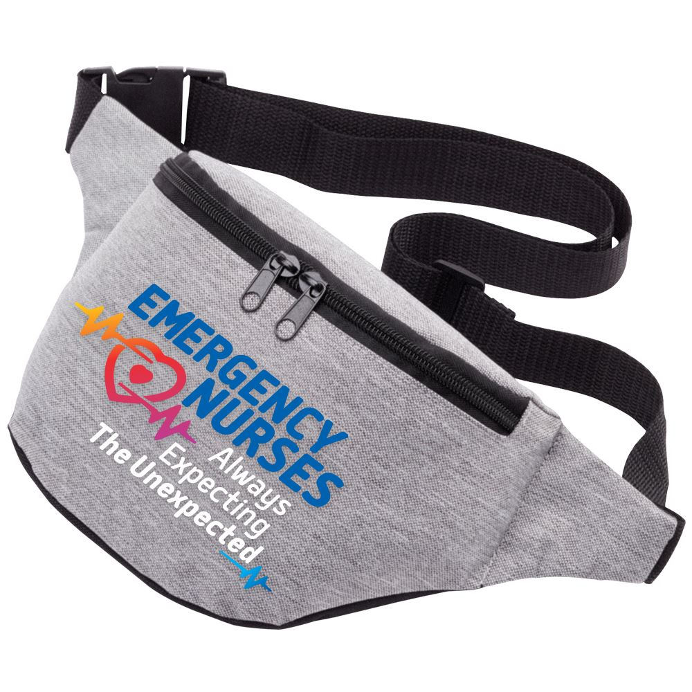Emergency Nurses: Always Expecting The Unexpected On-The-Go Fanny Pack