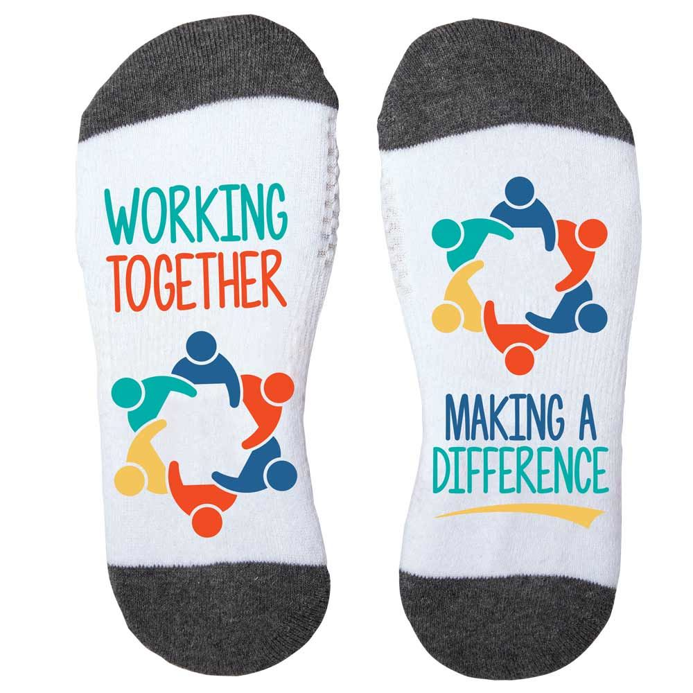 Working Together, Making A Difference