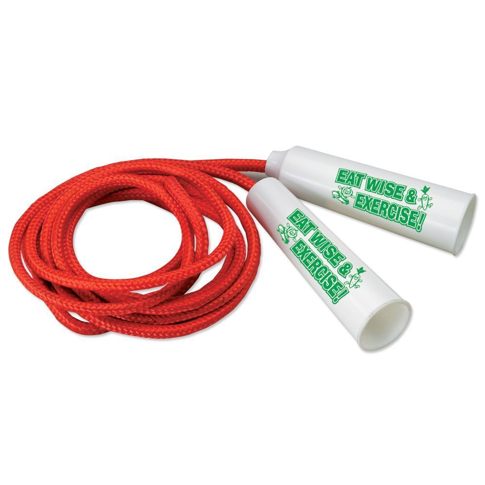 Eat Wise & Exercise! Jump Rope