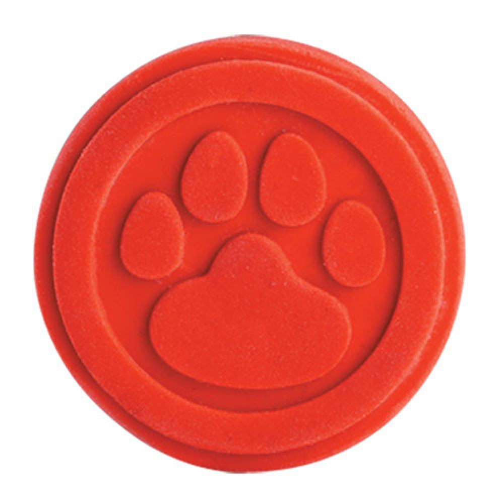 Paw Pencil Topper Erasers - Pack of 25