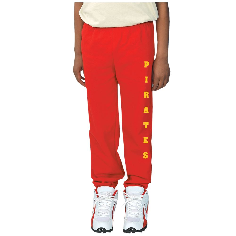 Youth Fleece Sweatpants - Personalization Available