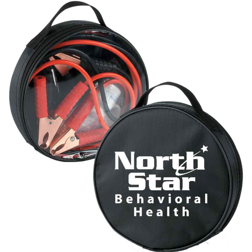 5-Piece Auto Emergency Kit - Personalization Available