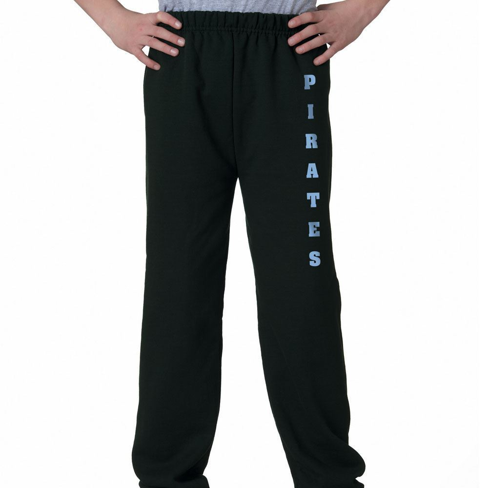 Jerzees® NuBlend Youth Sweatpants - Silkscreen Personalization Available