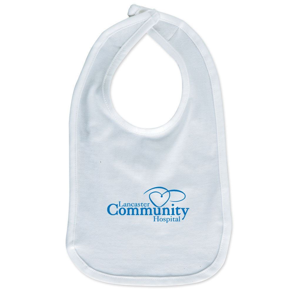 Infant Self-Adhesive Bib - Personalization Available