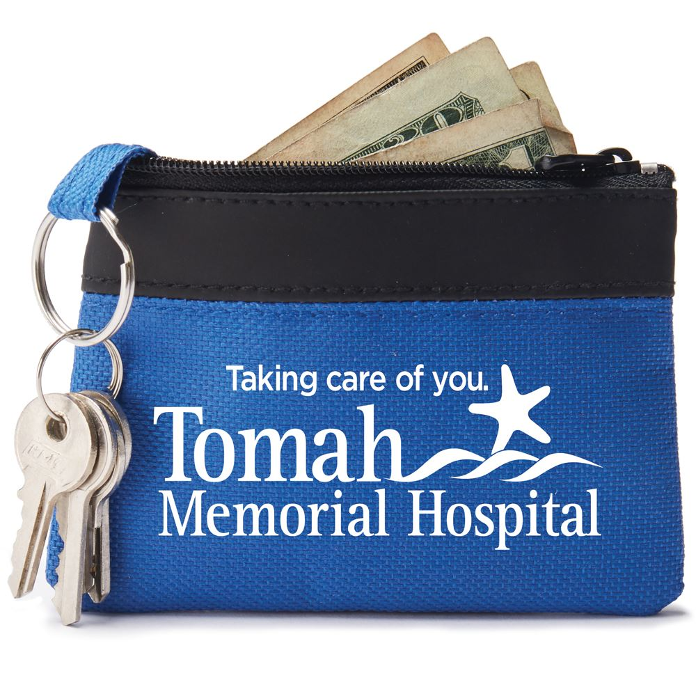 Coin Pouch - Personalization Available