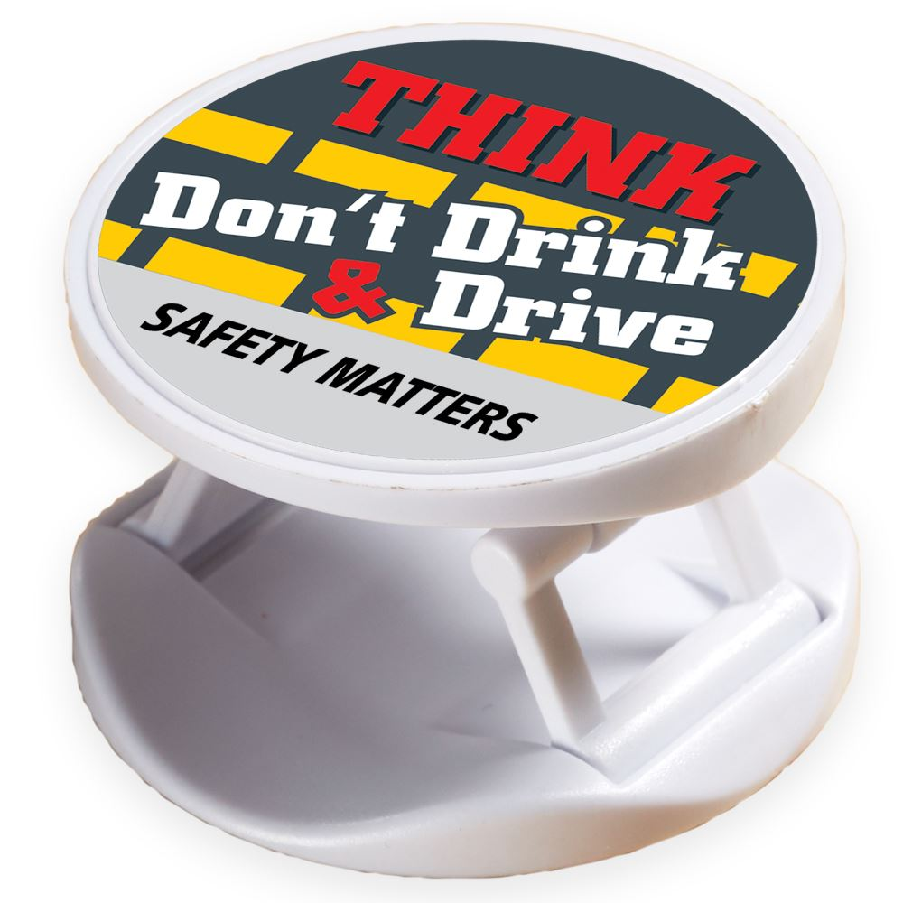 Think, Don't Drink & Drive 3-In-1 Phone Buddy - Personalization Available