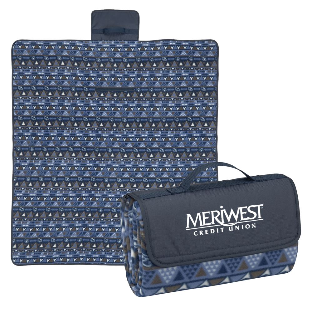 Fleece Picnic Blanket with Personalization