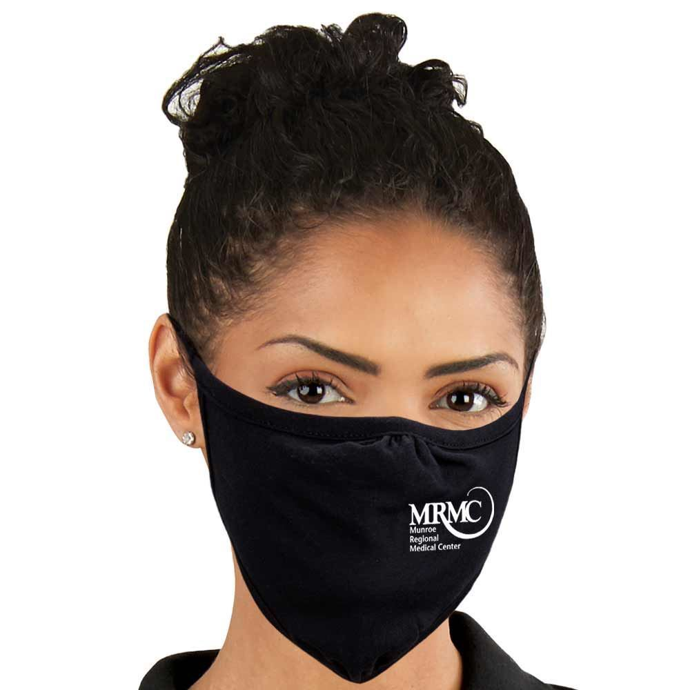 Next Level 2-Ply Blended Face Mask - Personalization Available