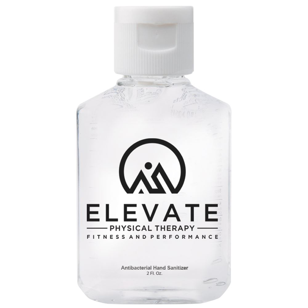 2-Oz. Hand Sanitizer - Personalization Available
