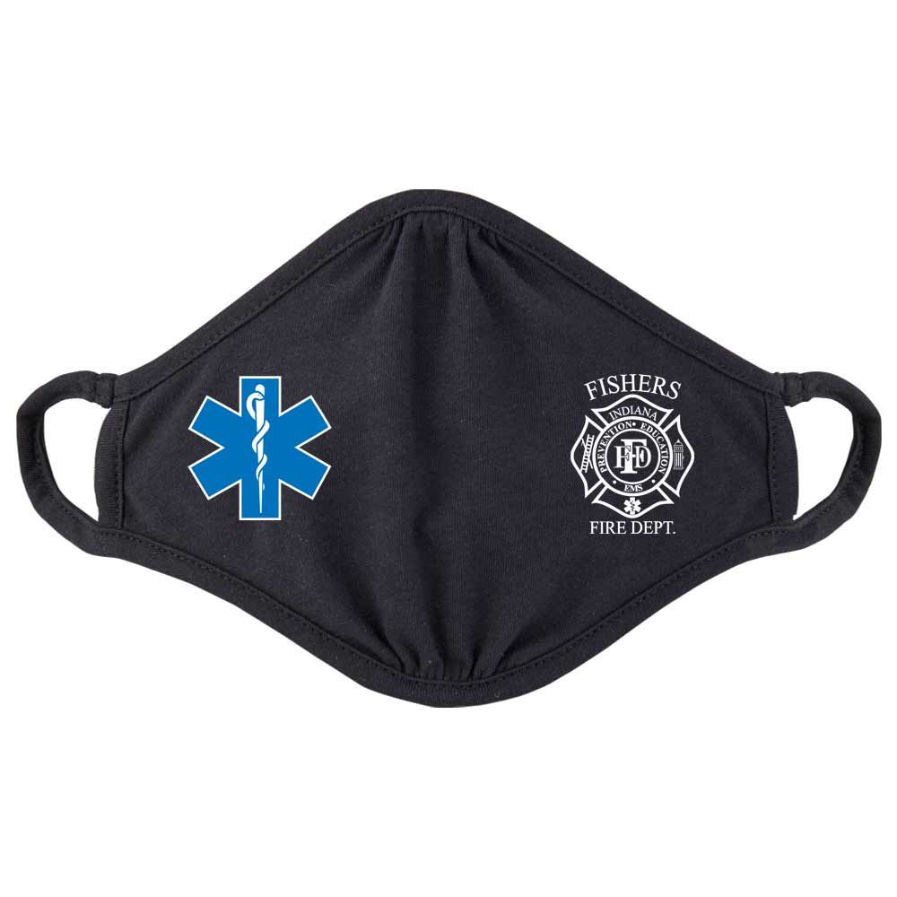 EMS 2-Ply 100% Cotton Mask - Personalization Available