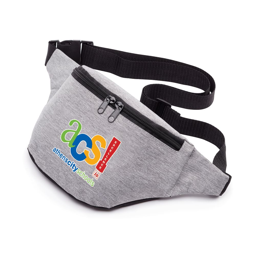 Madison Waist Pack - Full Color Personalization Available