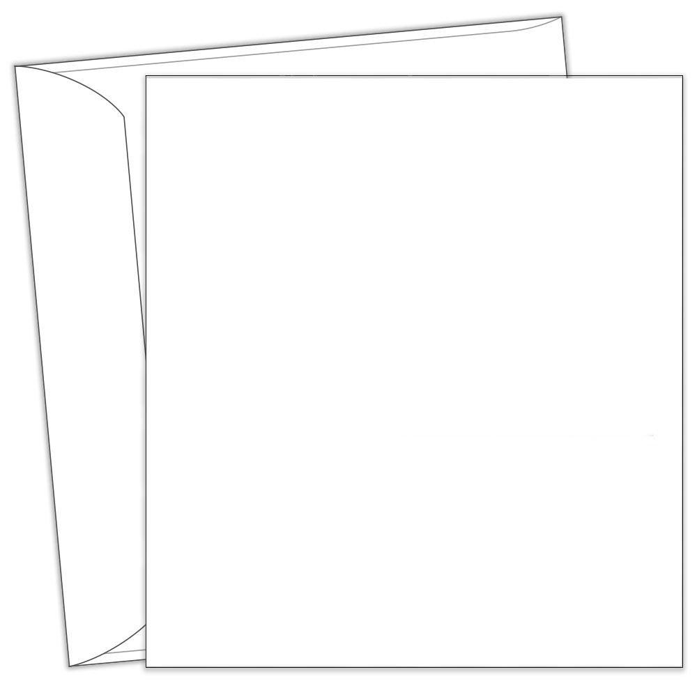Non-Personalized Wall Calendar Envelopes