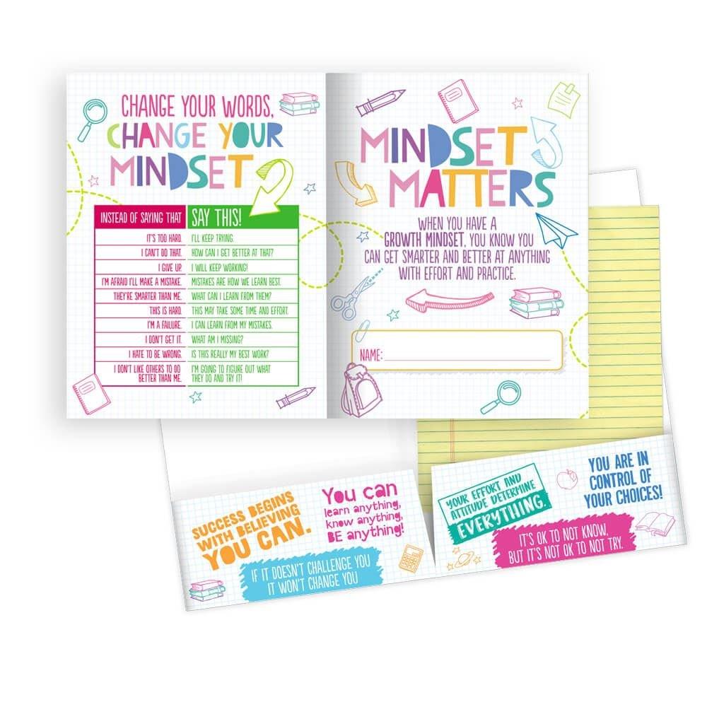 Growth Mindset Full-Color Folder