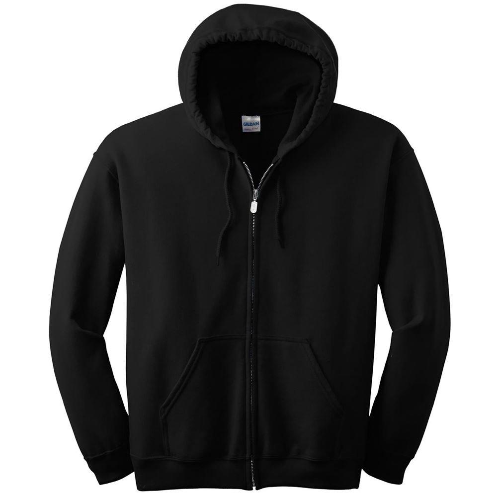 Gildan ® Heavy Blend ™ Zull-Zip Hooded Sweatshirt