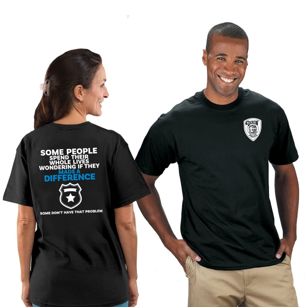 Some People Spend Their Whole Lives Wondering Bragging Rights 2-Sided T-Shirt