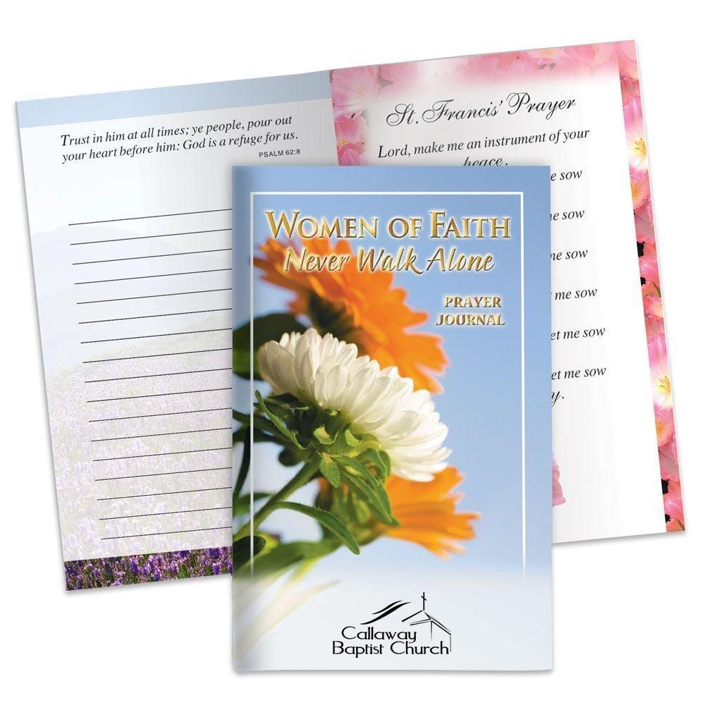 Women of Faith Prayer Journal