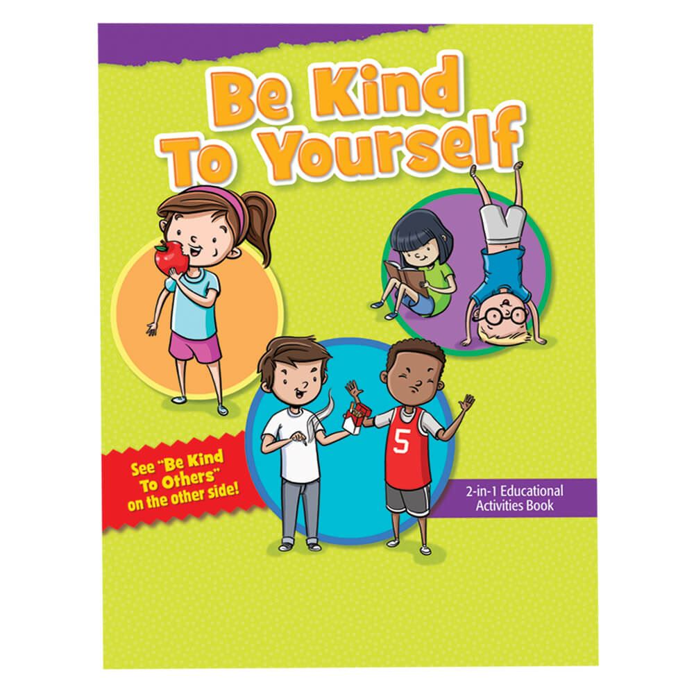 Be kind to yourselfbe kind to others 2 in 1 flipbook educational be kind to yourselfbe kind to others 2 in 1 flipbook educational solutioingenieria Image collections