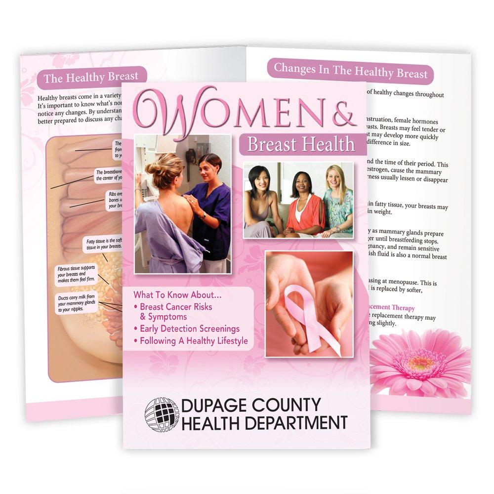 Women & Breast Health Handbook - Personalization Available