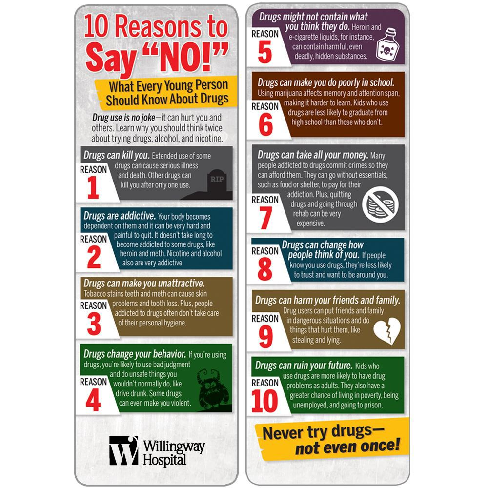 10 Reasons To Say