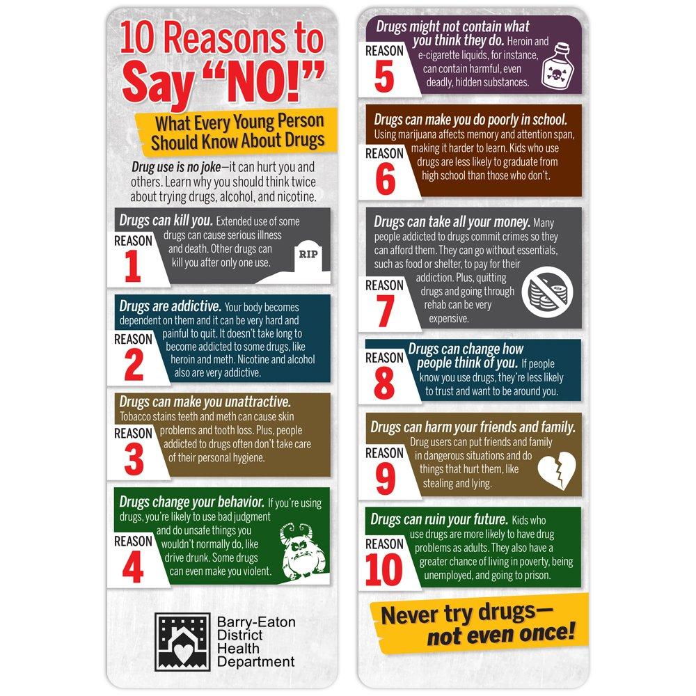 10 Reasons To Say