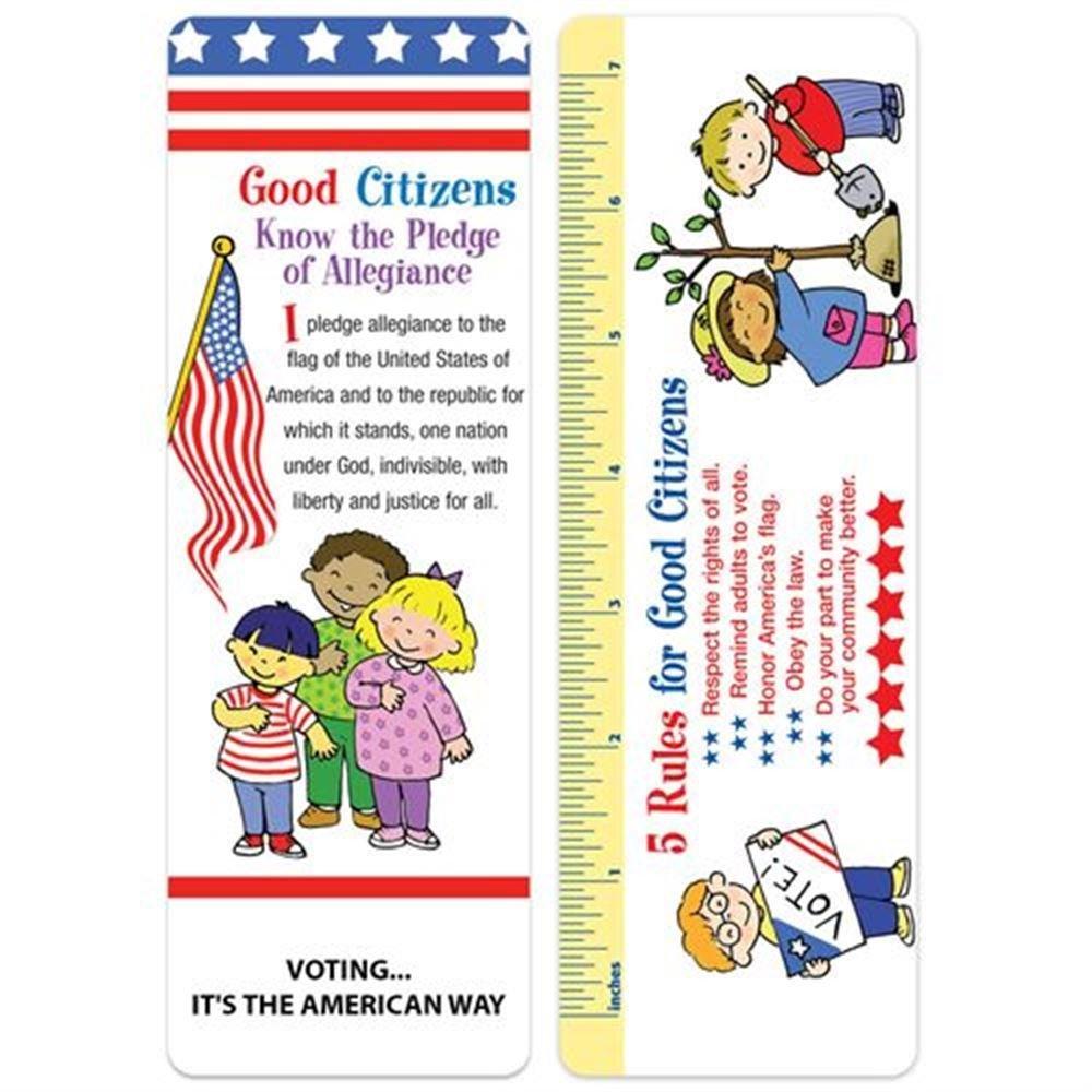 Good Citizens Bookmark