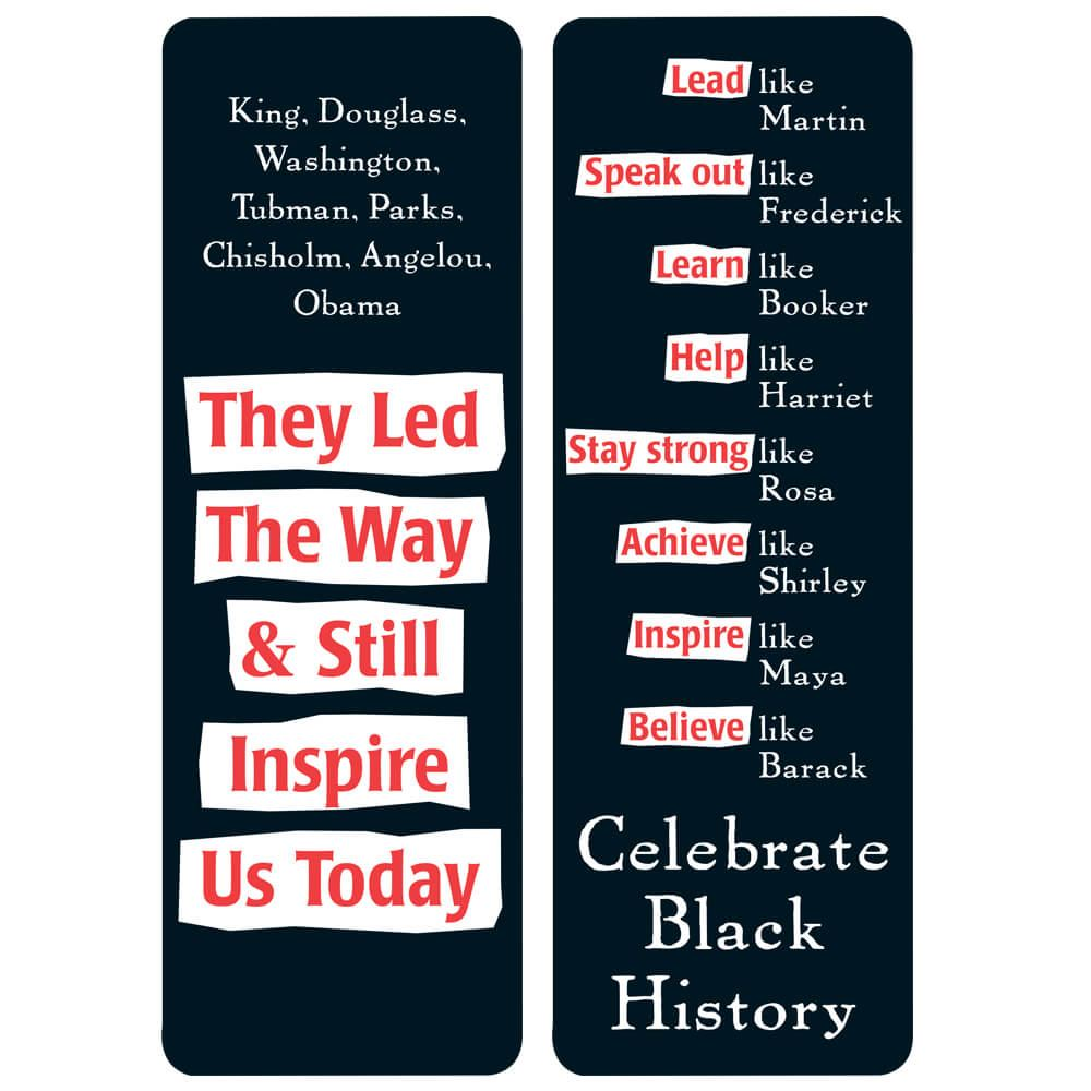 They Led The Way & Still Inspire Us Today Bookmark