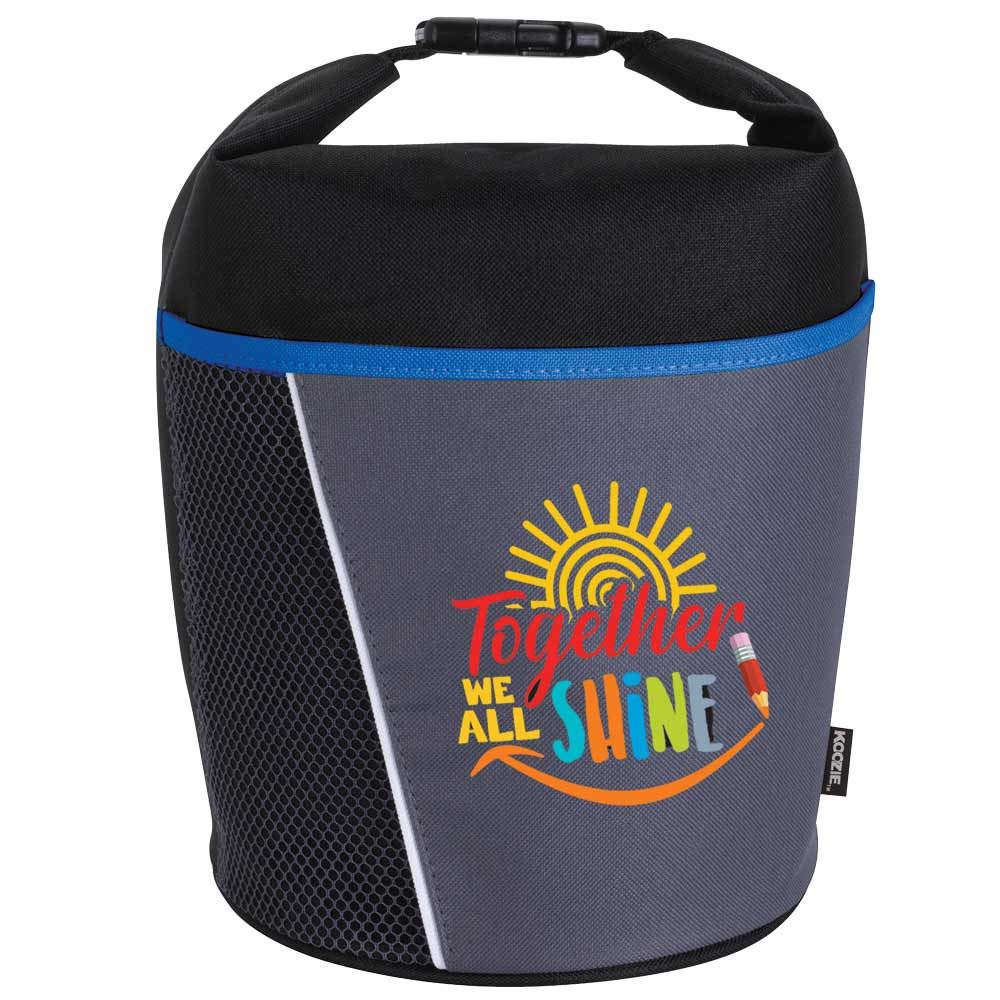 Together We All Shine Brookville Barrel Cooler Bag