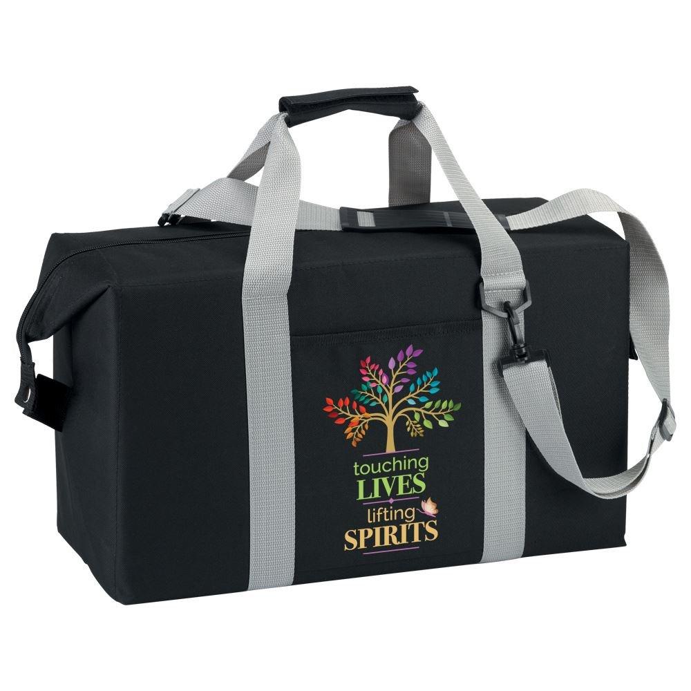 Touching Lives, Lifting Spirits Sayville Large 24-Can Dual Cooler Bag